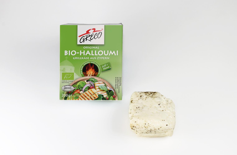 Halloumi Grill- und Bratkäse, Bio - SB